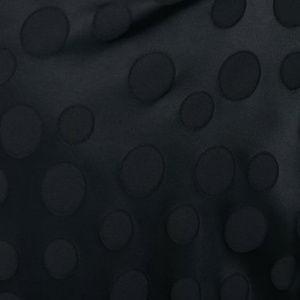 Zara Skirts - Zara Size M Jacquard Polka Dot Wrap Skirt